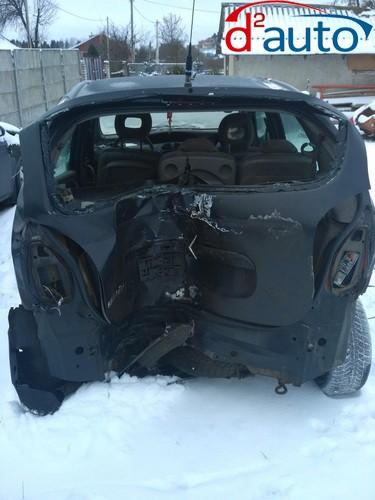 продать битую машину в Гродно с разбитым бампером, оптикой, задней крышкой багажника, задним стеклом