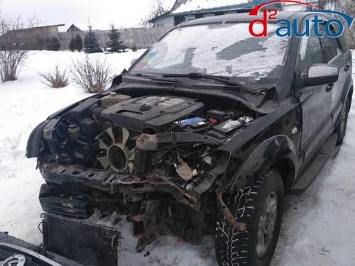срочно продать авто в Минске на запчасти после дтп, аварийный киа соренто с разбитым капотом, радиатором, передними фарами