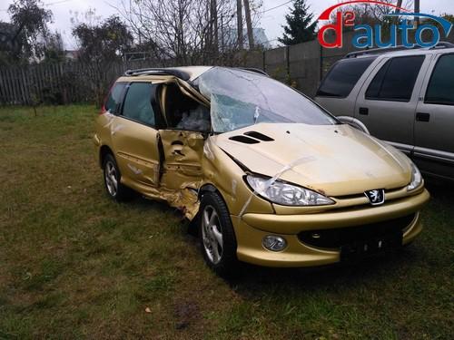 выкуп авто после дтп в Бресте, пежо выкупленный на запасные части