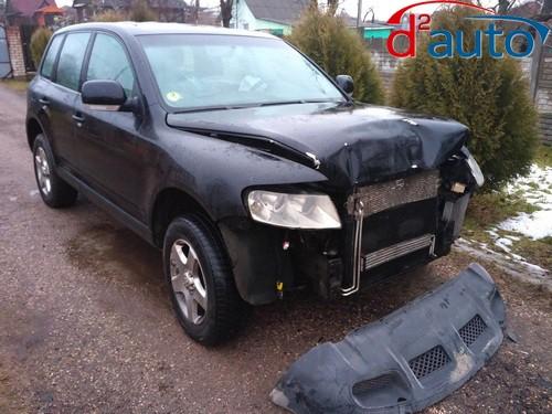 продать авто в Могилёве, фольксваген туарег после аварии