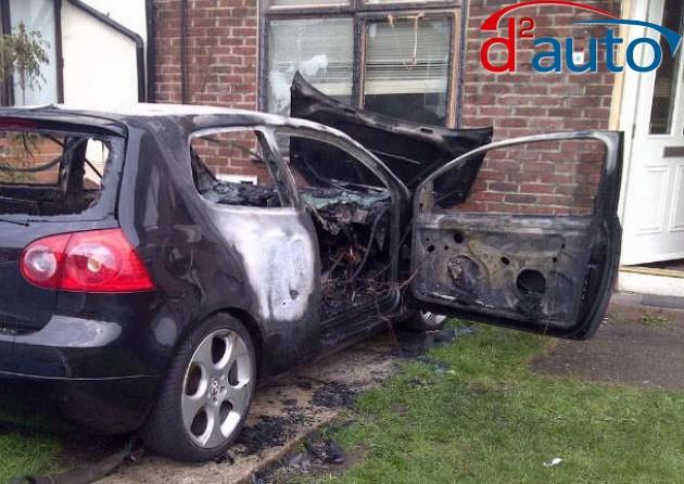 выкуп авто после пожара моторного отсека