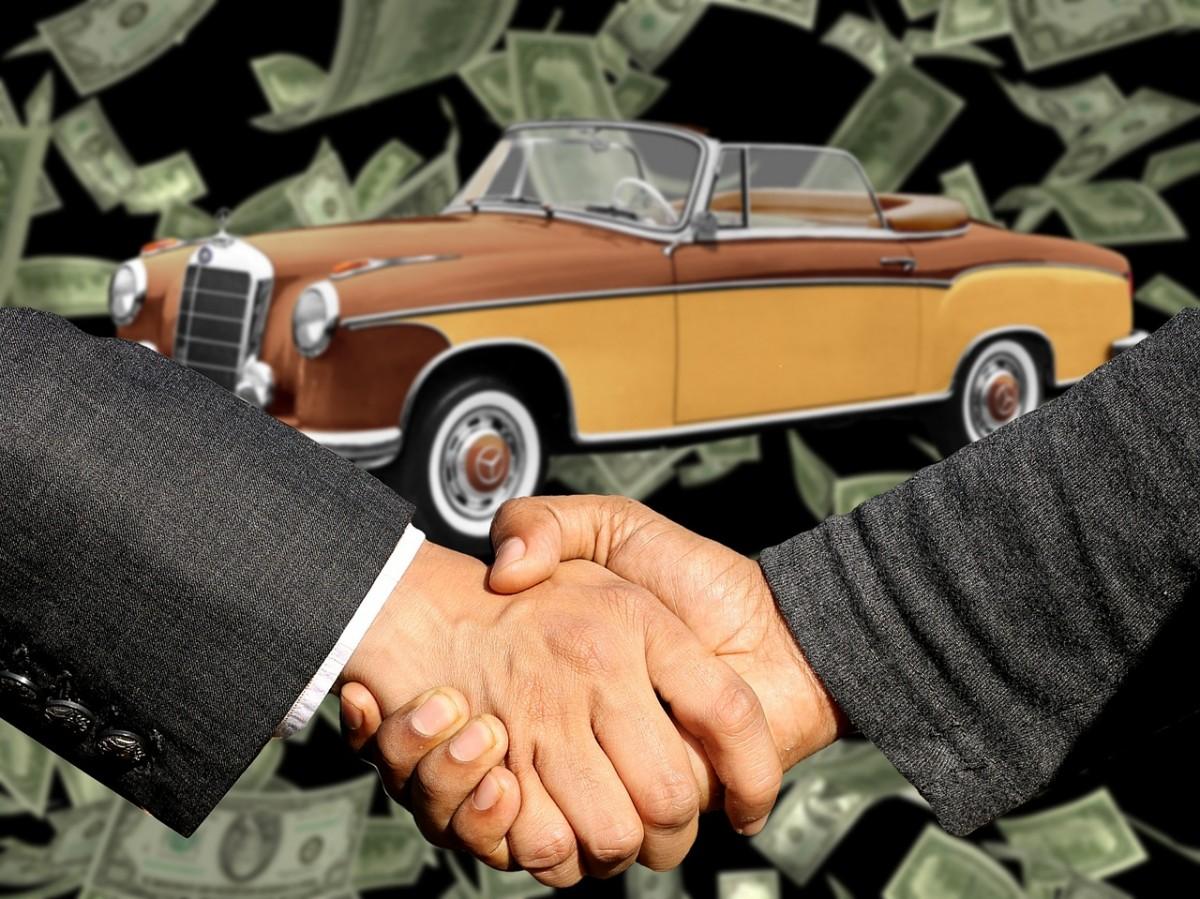 авто трейд-ин Минск, заключение сделки