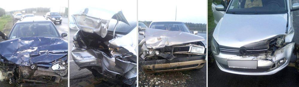Продать аварийный автомобиль после ДТП