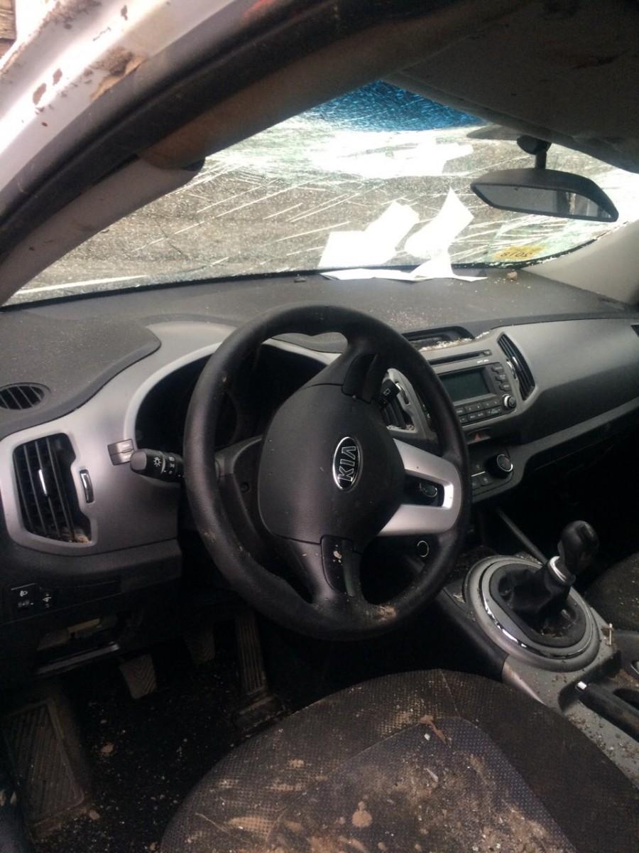 Продать битое авто в Гродно марки киа