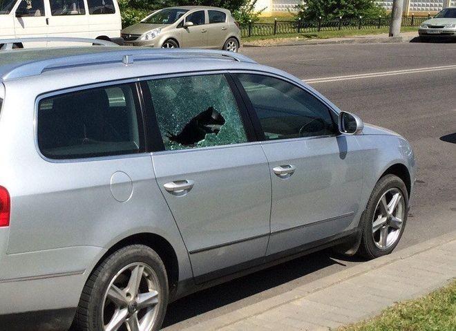 Срочный выкуп аварийных авто VW, пострадавших от газонокосильщиков