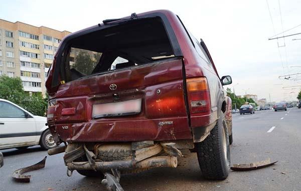 Выкуп аварийного Toyota