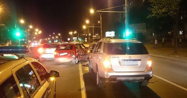 Скупка аварийных авто после ДТП с Mercedes