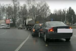 Выкуп аварийных авто Volvo в Минске