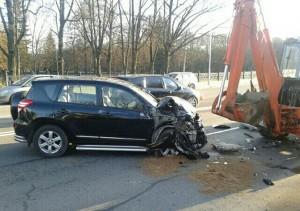 Оценка аварийного авто Toyota